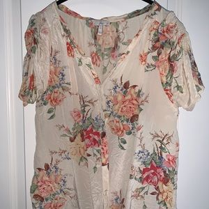 JOIE floral to size SMALL